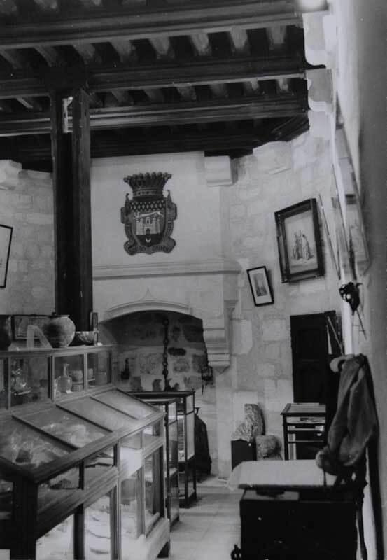 ntérieur du Musée Porte Cailhau