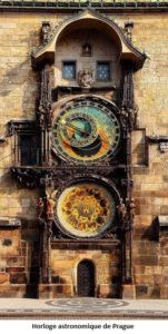 4. Horloge astronomique de Prague