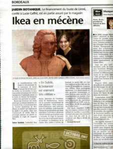 article buste et IKEA SO 01102007