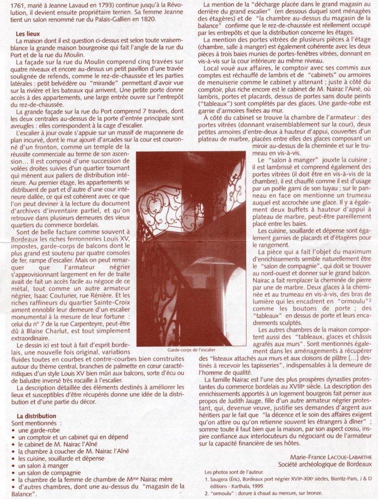 article msa mars-avril2007 n 277-278 p2