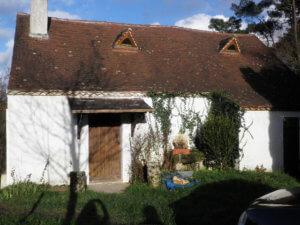 Photo 1 - Borde (XVIIIe siècle ?), La Clède des Durands, Bourgnac, près Mussidan (cl. de l'autrice)