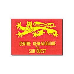 Centre Généalogique du Sud-Ouest