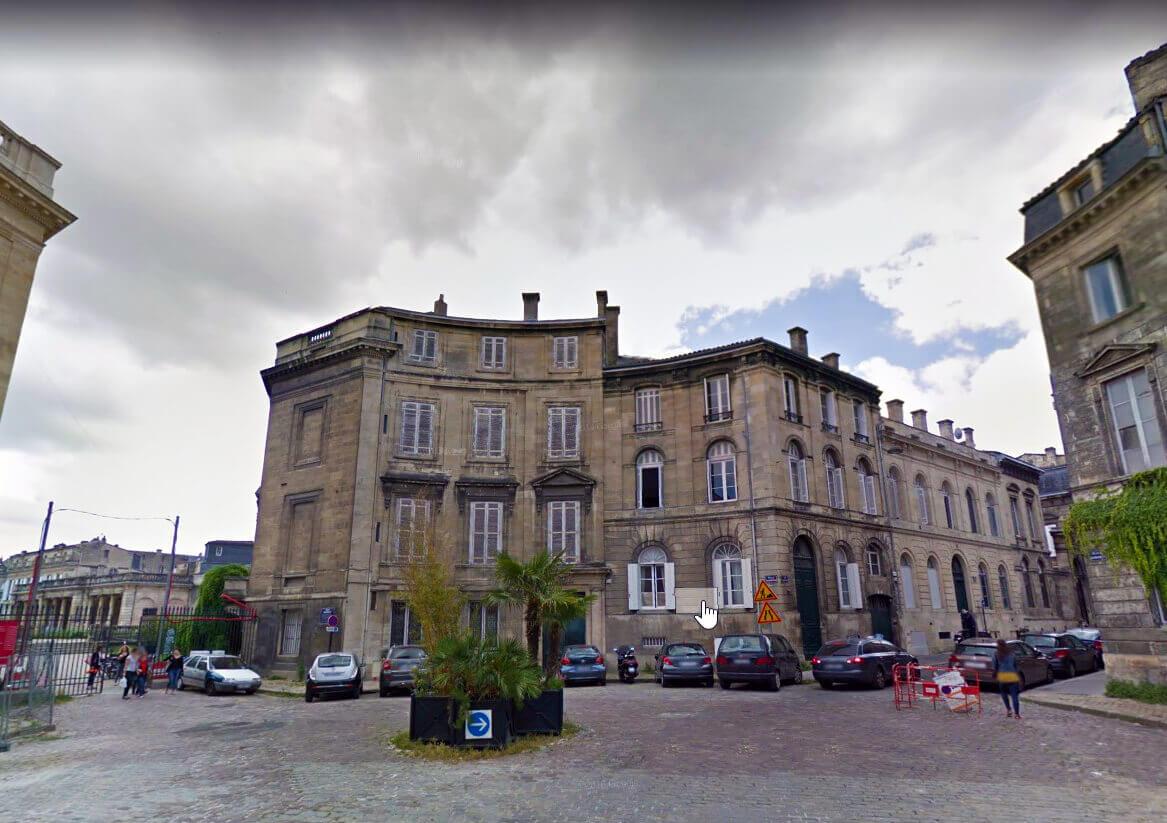 Union Scientifique d'Aquitaine - Hotel Calvet