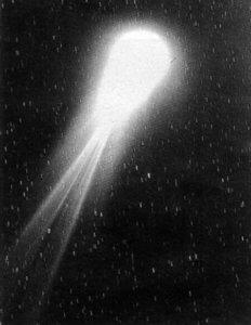 Comète Hyakutake en 1996