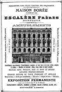 Maison Dorée - Bordeaux