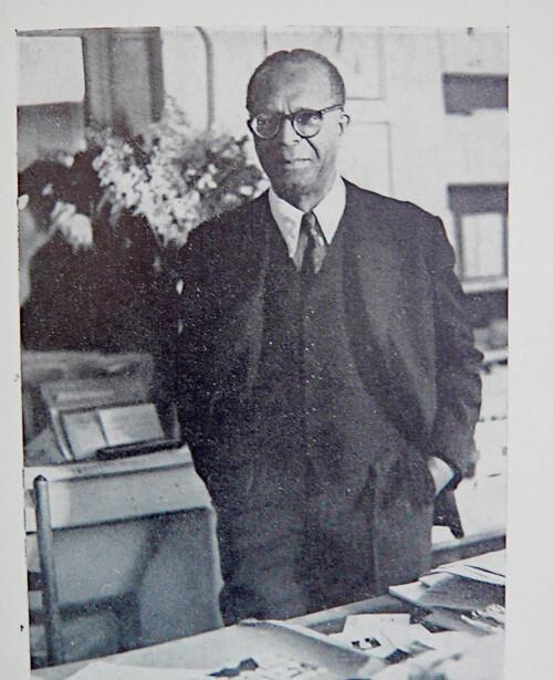 René Maran vers 1930