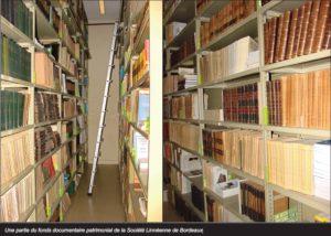 SLB bibliothèque