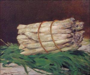 Botte d'asperges d'Edouard Manet (1880)